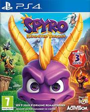 Trilogie Spyro
