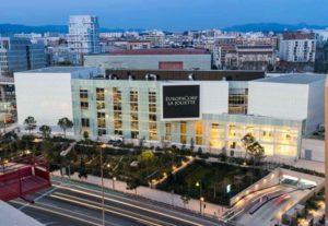 Cinéma Europacorp Marseille