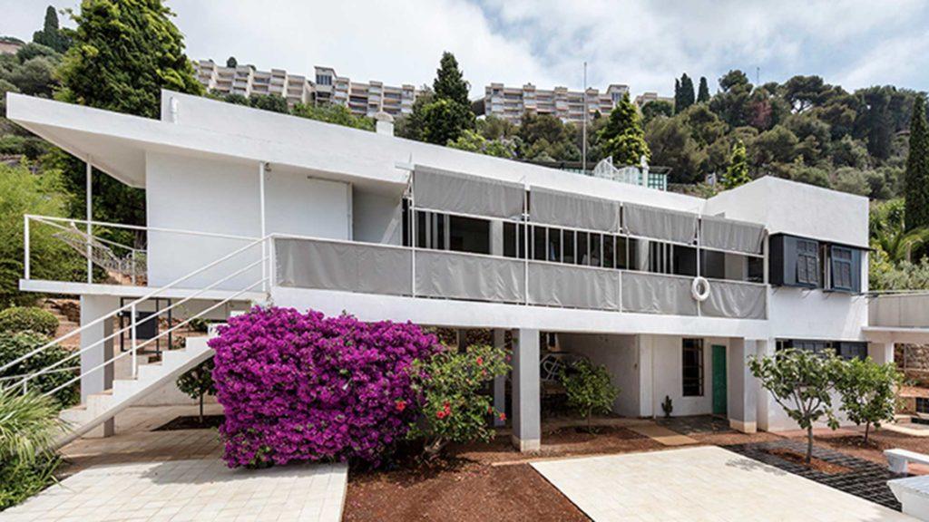Villa E-1027 Architecture Monaco Provence