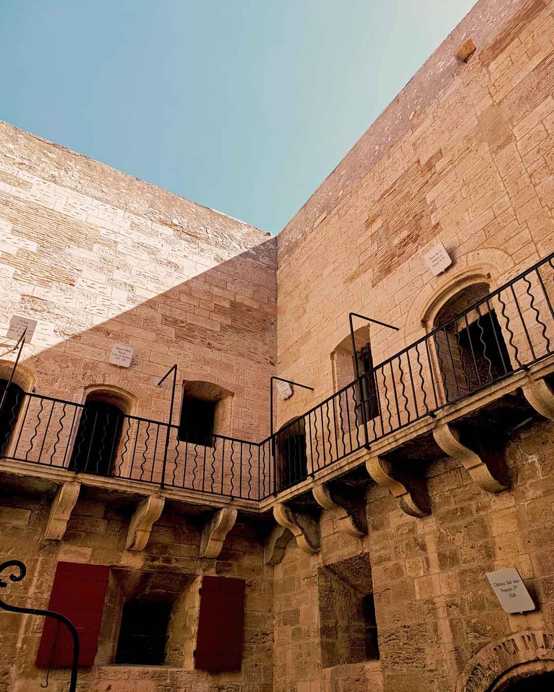 Cellules château d'If
