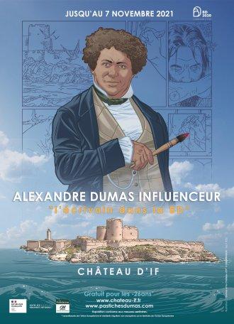 Affiches expo Dumas