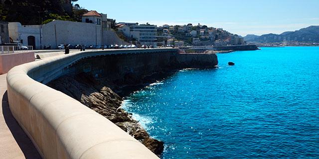 Marseille-banc-Corniche