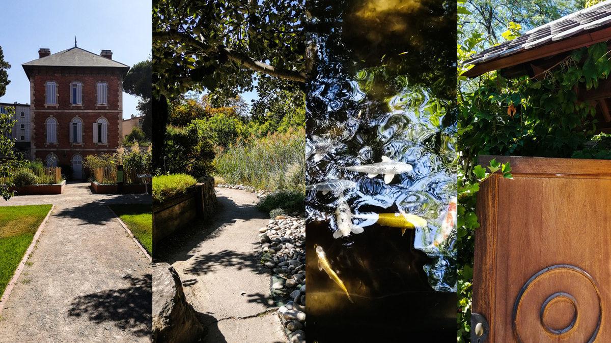 jardin botanique parc borely marseille